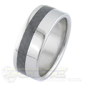 Offset Carbon Fiber Ring
