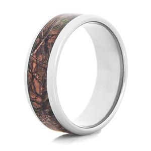 Men's Mossy Oak Country Camo Ring