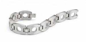 The Prestantia Men's Titanium Bracelet
