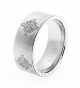 Sharpshooter Wedding Ring