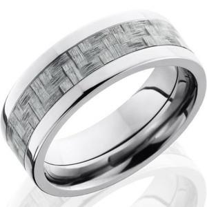 Texalium Carbon Fiber Wedding Ring