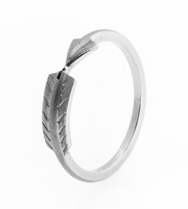 The Arrow Wrap Ring