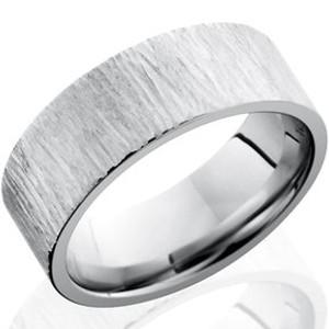 Tree Bark Style Ring