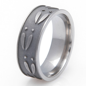 Ultimate Deer Track Ring