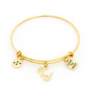 Women's Gold Wire Realtree Love to Hunt Bracelet