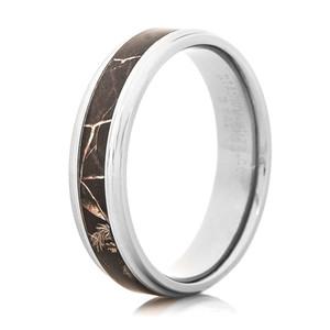 Realtree AP Black Camo Ring