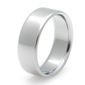 Basic Titanium Rings