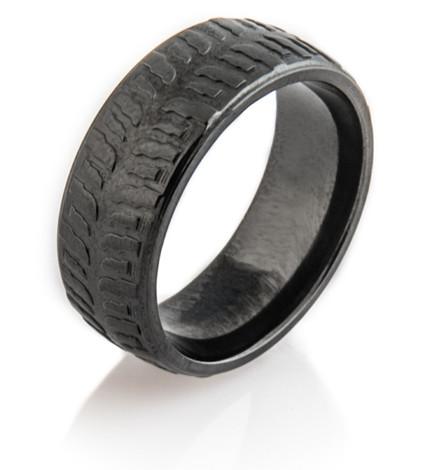 s blackout mud bogger ring titanium buzz