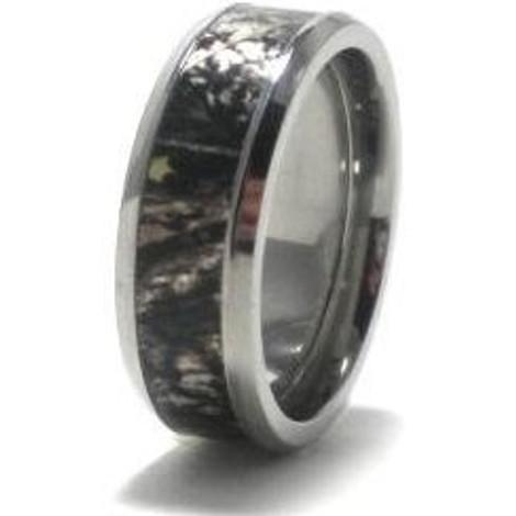 Mossy Oak Break-Up Camo Wedding Ring