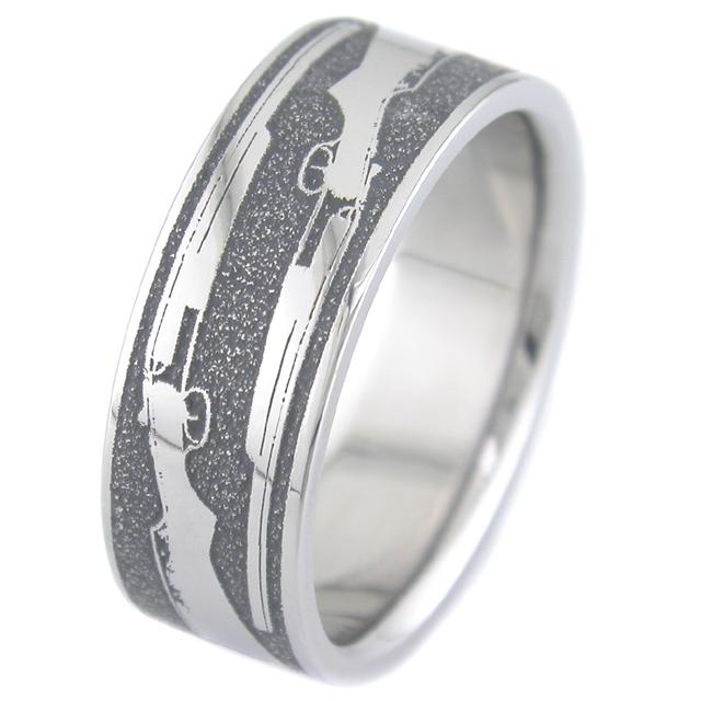 The Shotgun Wedding Ring