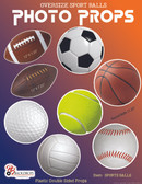 Oversized Sports Ball Bundle