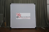 8x8 Printed Tension fabric backdrop (White)