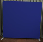 8X8 Single Sided Custom backdrop (Royal Blue)