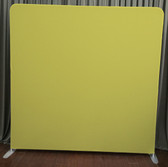 8X8 Single Sided Custom backdrop (Yellow)