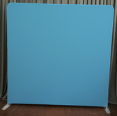8X8 Single Sided Custom backdrop (Light Blue)
