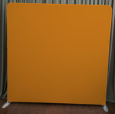 8X8 Single Sided Custom backdrop (Orange)