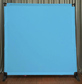 8x8 Printed Tension fabric backdrop (Light Blue)