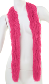 PB XL Faux Fur Festival Boa (Hot Pink)