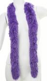PB XL Faux Fur Festival Boa (Purple)