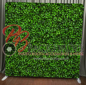 8X8 Single Sided Pillow Cover Backdrop (Hedge Wall)