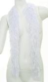 PB Faux Fur Festival Boa (Ice White)