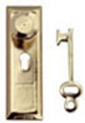 Door Knobs - Set of 2 with keys