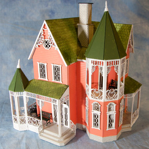 "1/48 (1/4"") Scale Nana's House Kit"