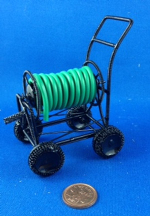 Cart & Hose Reel