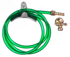 Garden Hose & Faucet Set