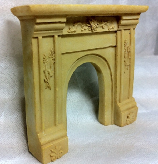 1/24 Scale Fireplace 24/F023W