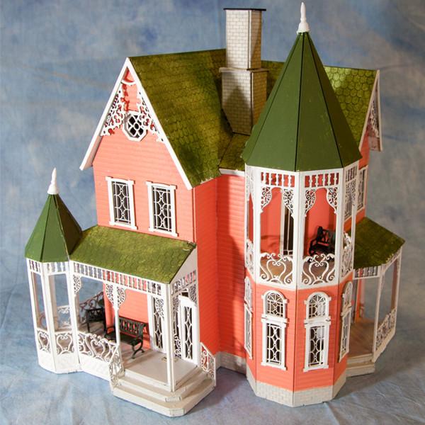"""1/48 (1/4"""") Scale Nana's House Kit"""