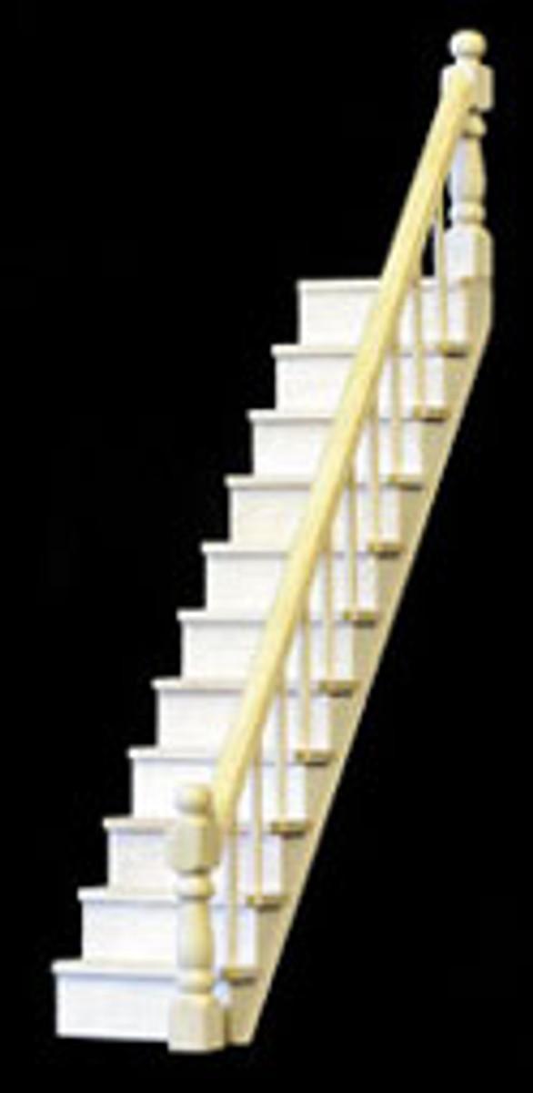 Walmer Straight Staircase Kit