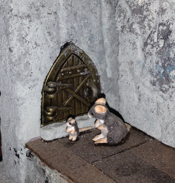 Mouse House Door #3