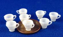 Tea Cups - Set of 8