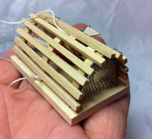 Lobster Trap - 1/12 scale