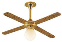 Ceiling Fan with Light