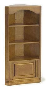 Corner Display Shelf
