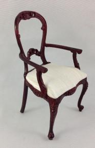 Bespaq Balloon Back Arm Chair