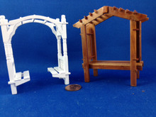 1/24 Scale Arbour - 2 styles