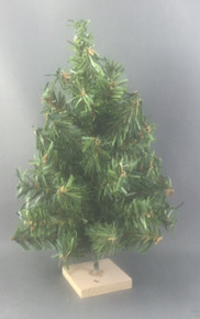 "Handmade 7"" Christmas Tree - Undecorated"