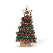 Mini Decorated Christmas Tree