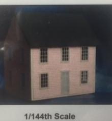 Dollhouse of a Dollhouse kit