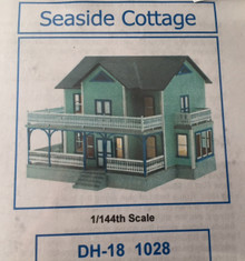 1/144 Scale Seaside Cottage Kit