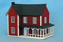 1/144 Scale Farmhouse Kit