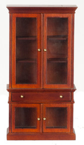 Walnut Cabinet with Doors