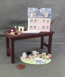 Dollhouse for a Dollhouse- Time to Furnish