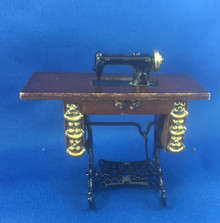 Cabinet Sewing Machine