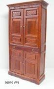 JBM Tudor Liquor Cabinet