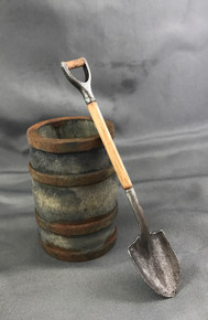 Round Point Shovel - Short Handle