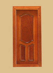 Stannford Interior Door, Walnut